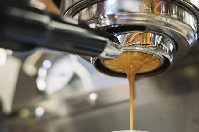 מכונת קפה אוטומטית